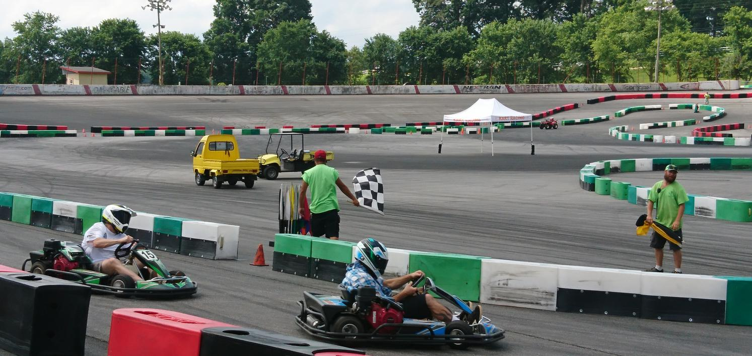 Go Kart Racing Near Me Atlanta Motor Speedway - Outdoor Go Kart Racing IMG 2